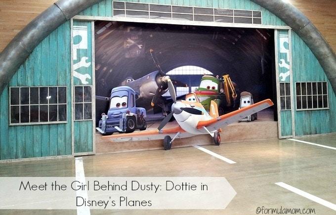 Disney Planes: Meet Dottie