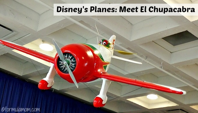 Disney Planes: Meet El Chupacabra