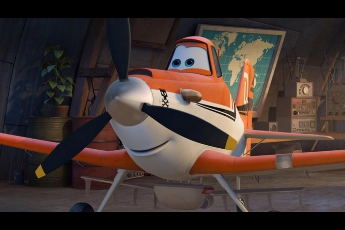 Disney Planes: Toddler's First Movie #DisneyPlanes