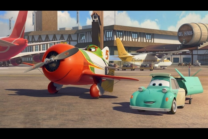 Disney Planes: Great Characters #DisneyPlanes