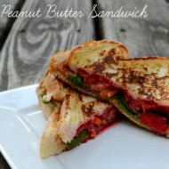 Grilled Peanut Butter Sandwich Recipe