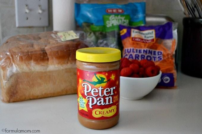 Grilled Peanut Butter Sandwich Recipe • The Simple Parent