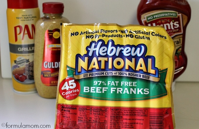 Labor Day Party Ideas with Hebrew National #99summerdays