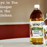 5 Ways to Use Vinegar in the Kitchen