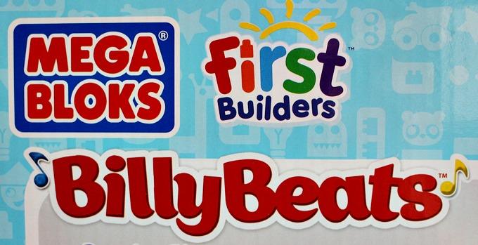 Billy Beats by Mega Bloks