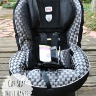 Car Seat Must Haves
