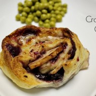 Cranberry Chicken Roll Ups with Pillsbury