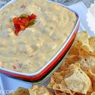 Crock Pot Queso Dip