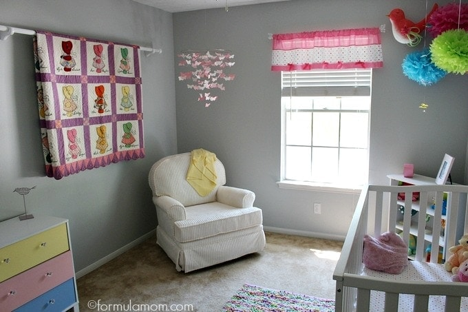Mx Match Baby Nursery Ideas