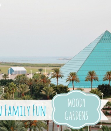 Galveston Family Fun at Moody Gardens