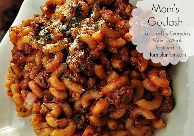 Goulash Recipe, Goulash Soup Recipe - Spicy Goulash