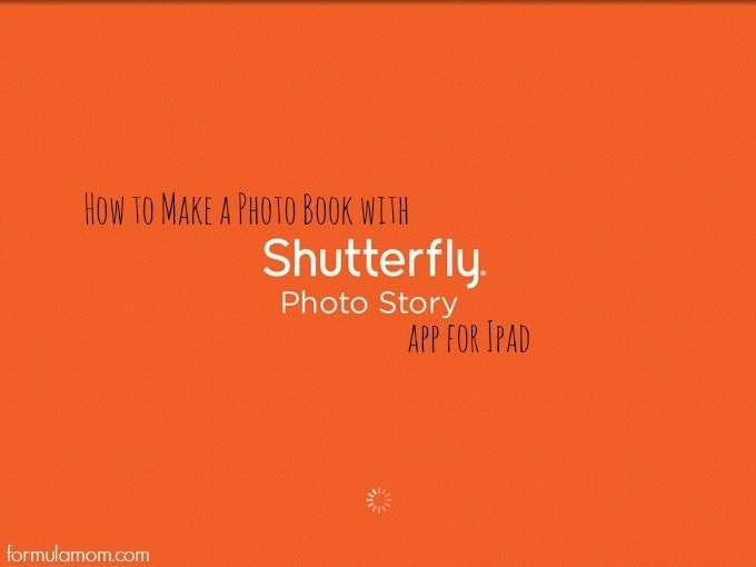 how to make a photo book with shutterfly photo story app the