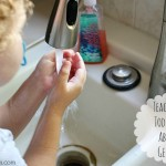 Teaching Toddlers about Germs