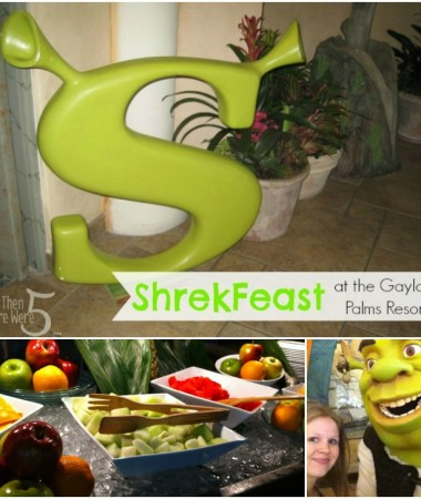 Things to Do in Kissimmee: ShrekFeast #ExperienceKissimmee