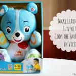 Cody the Smart Cub by VTech Makes Learning Fun