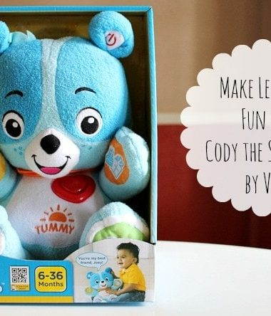 Cody the Smart Cub by VTech