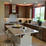 Simple DIY Tips to Create the Perfect Kitchen #revitalizeandredesign