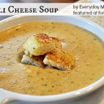 Tea Room Broccoli Cheese Soup