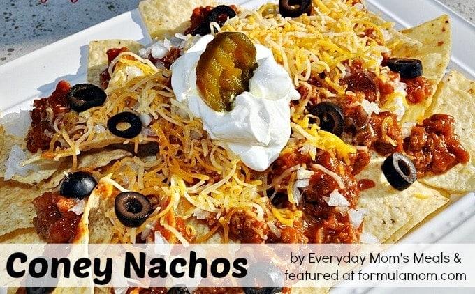 Coney Nachos Recipe