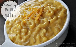 Creamy Macaroni and Cheese Recipe