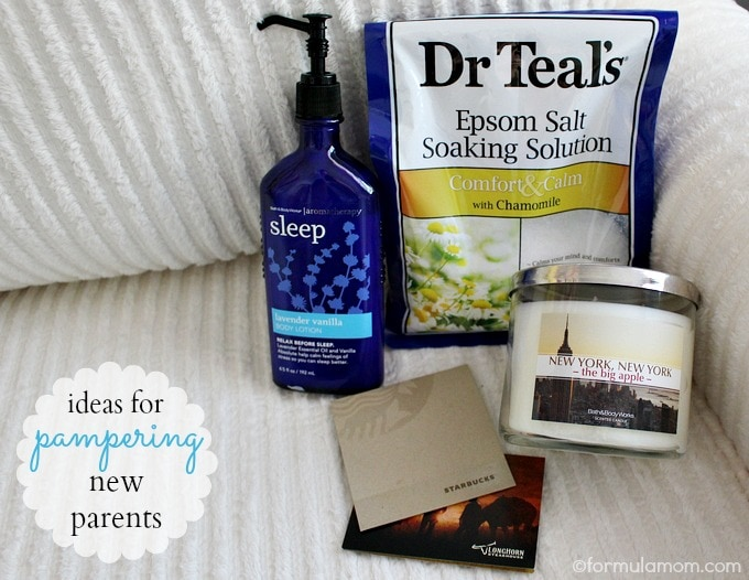 Helping New Parents Cope: The Gift of Sleep