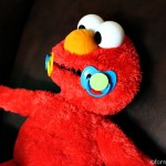 Bringing Home a New Friend: Big Hugs Elmo
