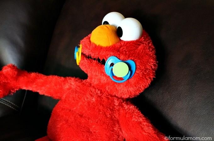Bringing Home a New Friend: Big Hugs Elmo