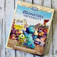 Monsters University Comes Home From School