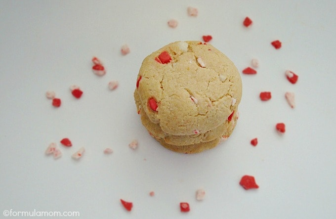 Peppermint Sugar Cookies Recipe