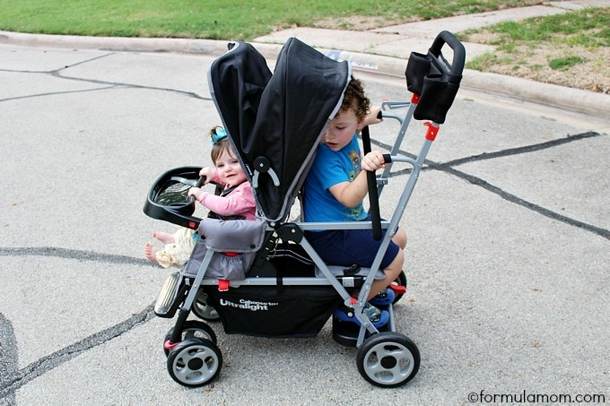 Preparing For Two Children The Stroller Dilemma The