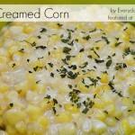 Thanksgiving Side Dish: Skillet Creamed Corn
