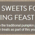 12 Pumpkin Sweets for Thanksgiving Feast