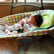 Soothing Baby with Bright Starts