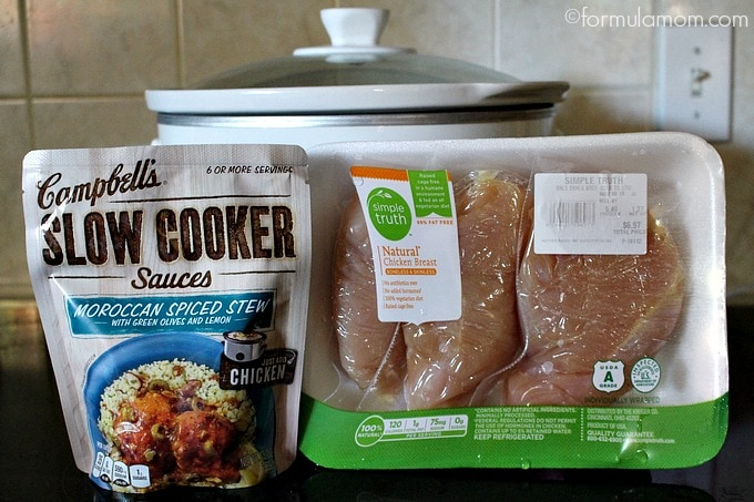 Making Dinner Easy with Campbell's Slow Cooker Sauces #CampbellsSkilledSaucers