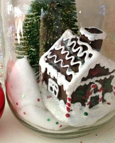Christmas in a Jar Craft