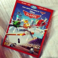 Disney Planes Soars Home on DVD