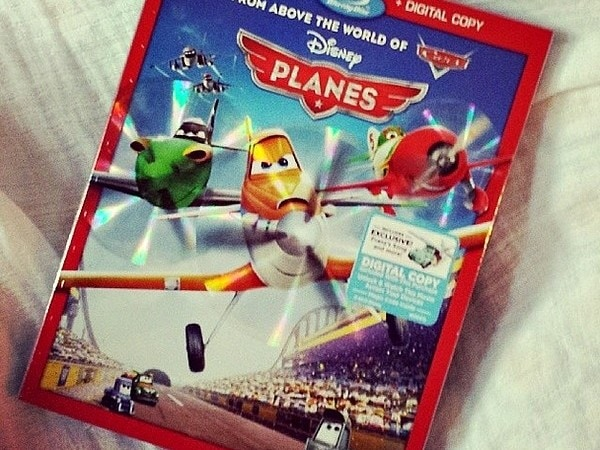 Disney Planes Soars Home on DVD