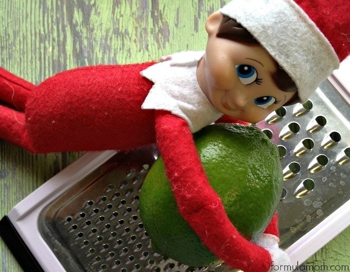 Elf On The Shelf Ideas Get Cooking The Simple Parent