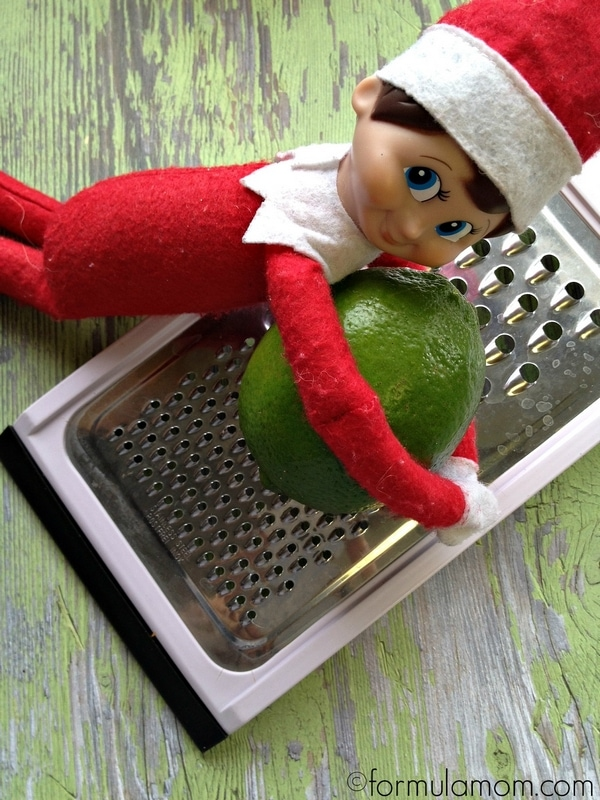 Elf on the Shelf Ideas: Get Cooking #ElfontheShelf