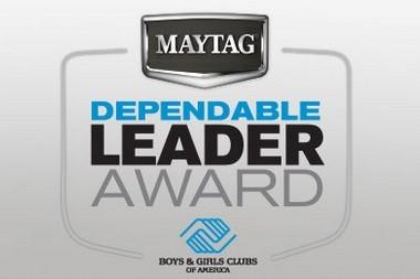 Maytag Dependable Leader Award #MC