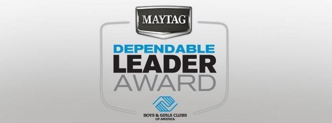 Maytag Dependable Leader Award