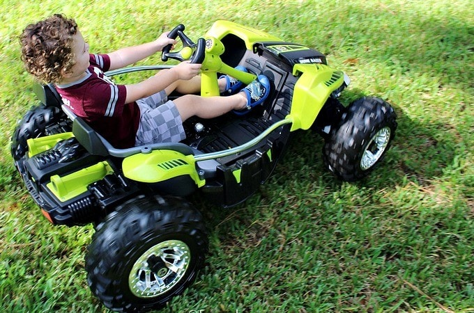Moments of Joy with Power Wheels #PowerWheelsMoment