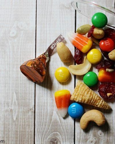 Thanksgiving Snack Mix #Thanksgiving
