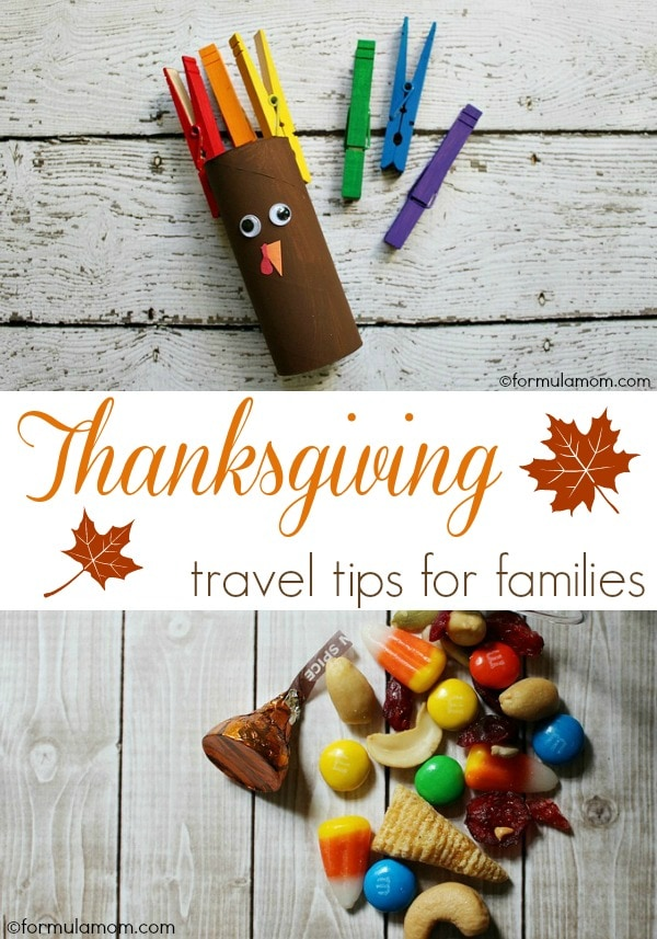 Thanksgiving Travel Tips for Families #Thanksgiving