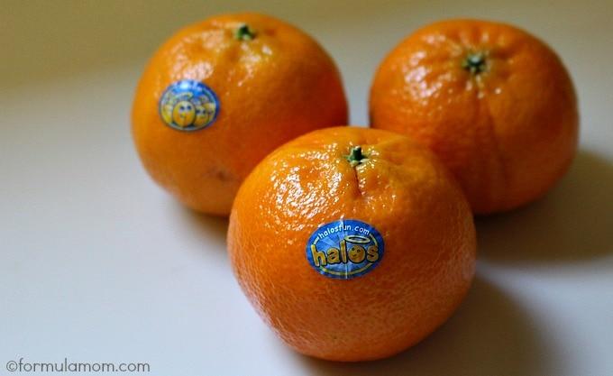 Orange Sugar Cookies with Halos #HalosFun
