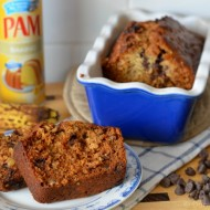 Holiday Traditions: Chocolate Chip Banana Bread