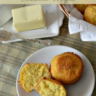 Rosemary Olive Oil Cornbread Muffins Recipe