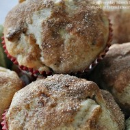 Apple Muffins with Pecans