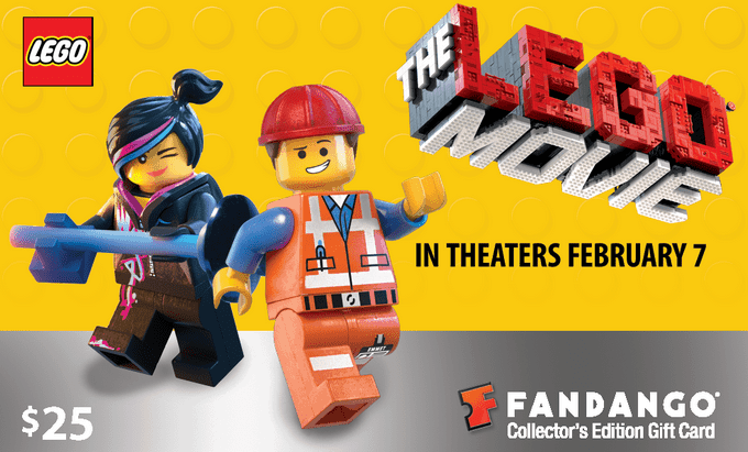 See THE LEGO MOVIE with Fandango • The Simple Parent