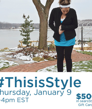 #ThisIsStyle Twitter Party 1/9 #shop #cbias